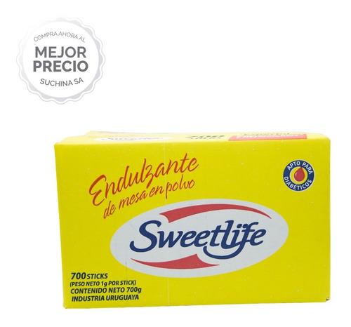 Edulcorante Sweetlife Caja X700 Unidades Suchina Sa