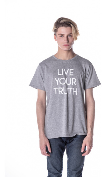 Remera - Chilleout - Live Your Truth
