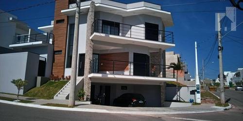 Casa Com 3 Dormitórios À Venda, 224 M² - Jardim Celeste - Jundiaí/sp - Ca1266