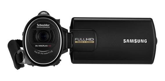 Filmadora Samsung Full Hd Hmx-h305bn Handcam