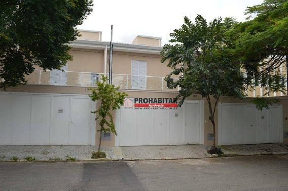 Sobrado Com 2 Dormitórios À Venda, 70 M² Por R$ 440.000,00 - Vila Gea - São Paulo/sp - So3059