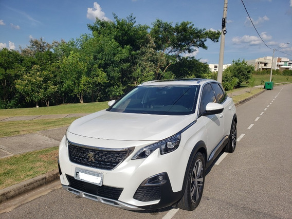 Peugeot 3008 Griffe 1.6 Thp - Único Dono