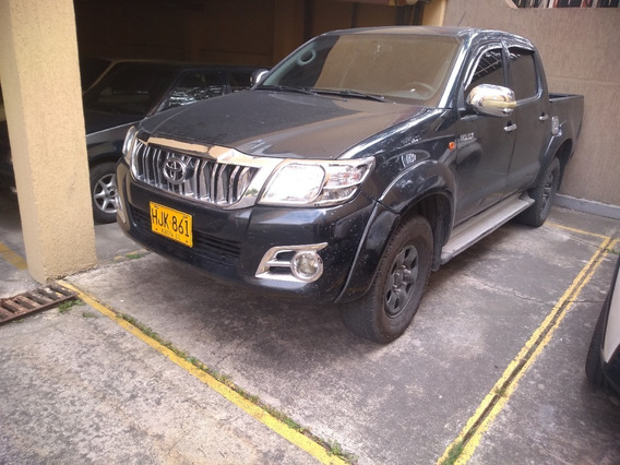 Toyota Hilux Vigo 2,5 4x4 2013