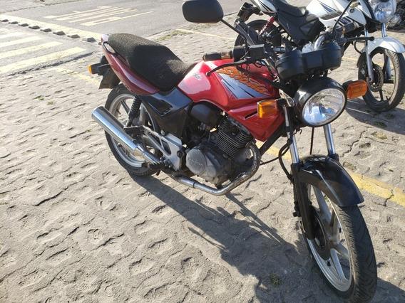 Honda Cbx Strada 200cc