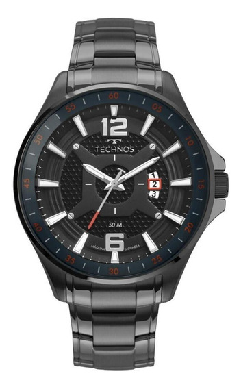 Relógio Technos Masculino Performance Racer 2117lbw/4a