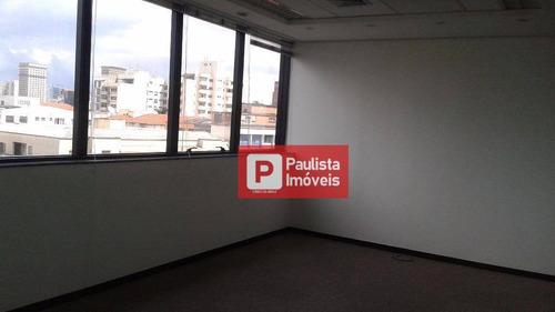 Conjunto Para Alugar, 200 M² Por R$ 18.000,00/mês - Pinheiros - São Paulo/sp - Cj1096