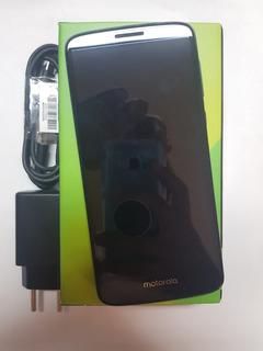Smartphone Moto G6 Índigo 32 Gb Semi Novo
