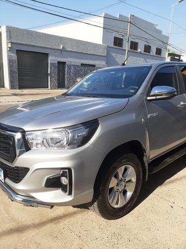 Toyota Hilux 2.8 Cd Srv 177cv 4x4 At 2020