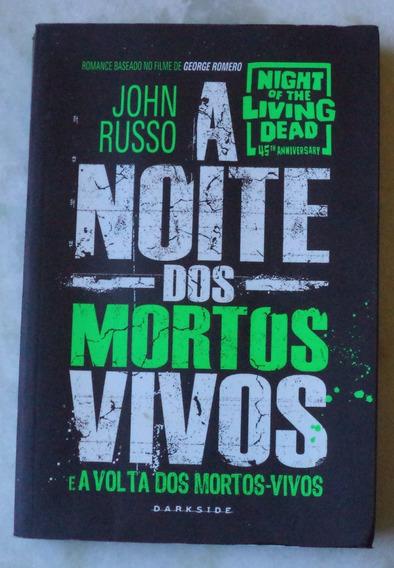 Livro A Noite Dos Mortos Vivos