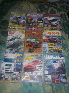Revistas Antiguas Automovilisticas X 8