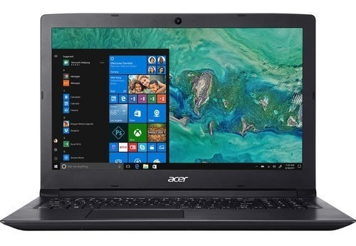 Notebook Acer Aspire 3 A315-53-333h I3-7020u/4gb/1tb/15.6