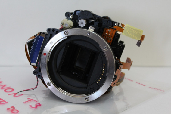 Caixa De Espelho Canon Eos T3 + Prisma
