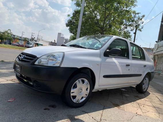 Nissan Platina 2004 4p Grado K Plus 5vel A/a