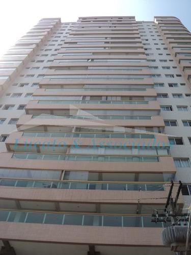 Imagem 1 de 30 de Apartamento Para Venda Campo Da Aviacao, Praia Grande Sp 4 Dormitórios Sendo 3 Suítes, 2 Salas, 5 Banheiros, 3 Vagas - Ap00045 - 2471636