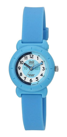 Relógio Infantil Masculino Azul Prova D