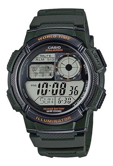 Reloj Casio Outlet Ae-1000w-3avcf