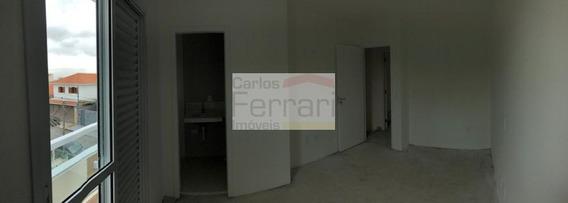 Sobrado Em Condomínio Fechado Vila Paiva 2 Dorm. 2 Suítes - Cf22249