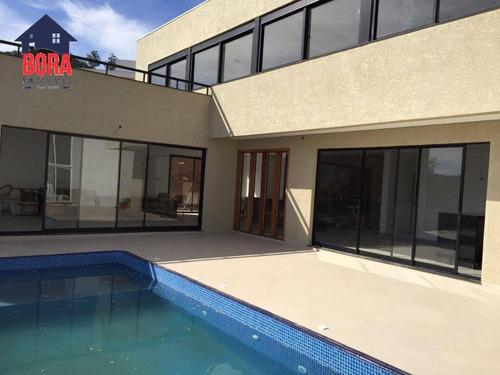 Casa Residencial À Venda, Porto Atibaia, Atibaia. - Ca0259