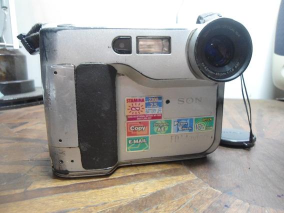 Câmera Sony Fd Mavica