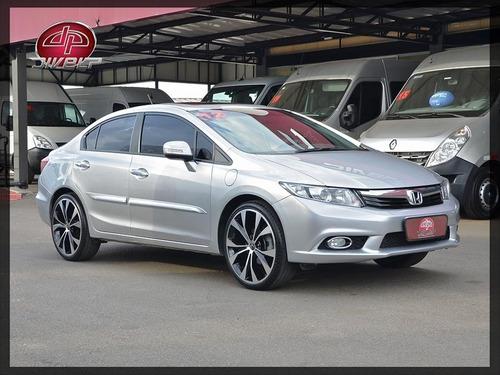 Imagem 1 de 15 de Honda Civic Exs 1.8  Com Câmbio Automático