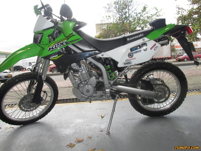 Kawasaki Klx 250 Klx 250