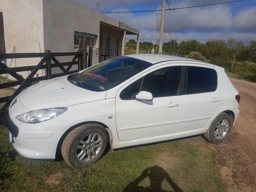 Imagen 1 de 12 de Peugeot 307 1.6 Sedan Xs 110cv Mp3 2009