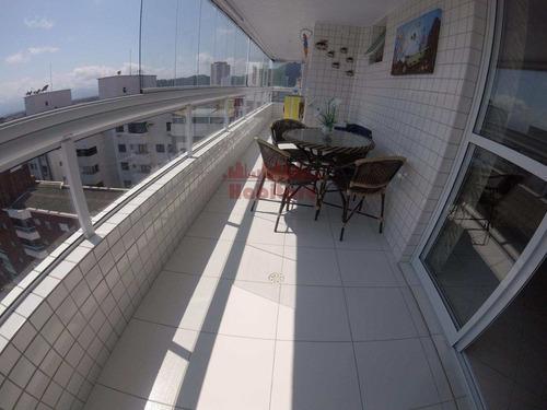 Imagem 1 de 30 de Apartamento Com 2 Dorms, Guilhermina, Praia Grande - R$ 450 Mil, Cod: 662366 - V662366