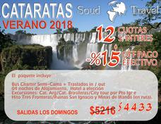 Vacaciones En Cataratas, Salta, Calafate, Ushuaia, Merlo