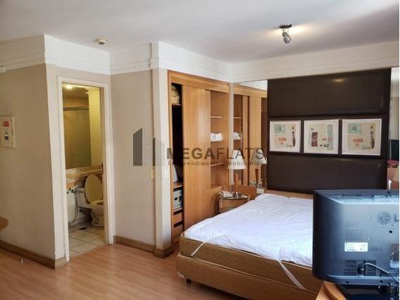 06346 - Flat 1 Dorm, Jardins - São Paulo/sp - 6346