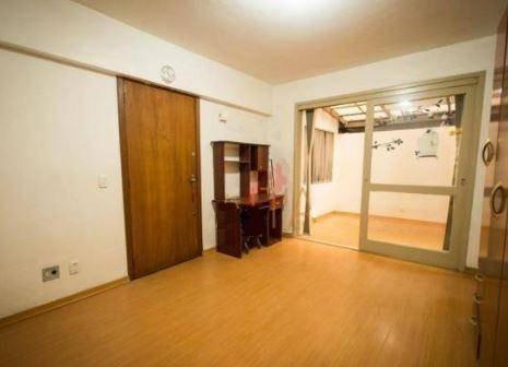 Apartamento De 1 Dormitório À Venda Na Cidade Baixa - Porto Alegre/rs - Ap0442