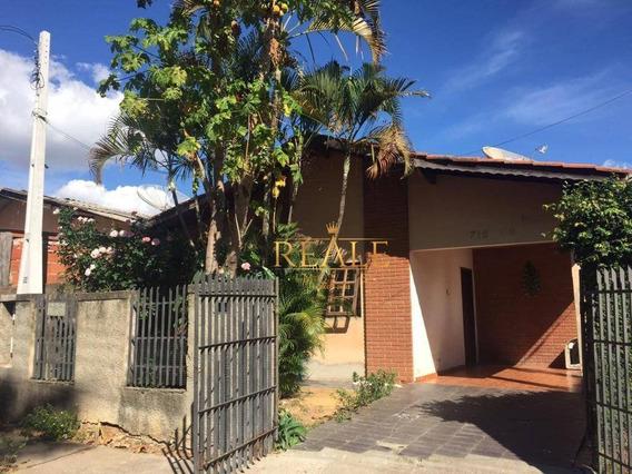 Casa Com 2 Dormitórios À Venda, 92 M² Por R$ 425.000,00 - Jardim Nova Canudos - Vinhedo/sp - Ca1190