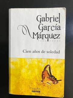 Libro Cien Años De Soledad - Gabriel García Márquez