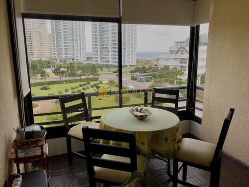 Apartamento En Roosevelt, Muy Cerca De La Playa Brava - Consulte!!!!!!!!-ref:2649