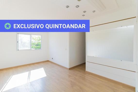 Apartamento No 1º Andar Com 3 Dormitórios E 1 Garagem - Id: 892968899 - 268899