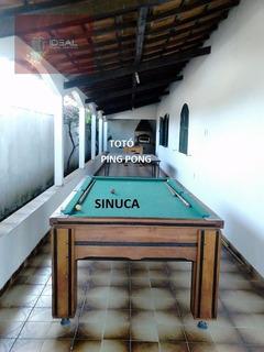 Casa Em Santa Clara, São Francisco De Itabapoana -rj - São Francisco De Itabapoana - 8954