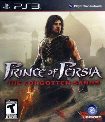 Game Ps3 Prince Of Persia The Forgotten Sands