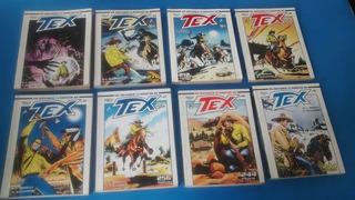 Kit Com 12 Hqs Grandes Classicos De Tex