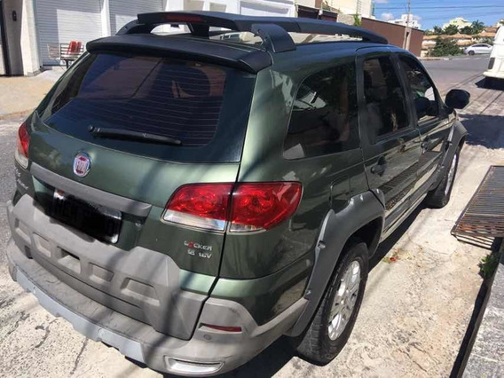 Fiat Palio Adventure 1.8 16v Locker Flex Dualogic 5p 2011