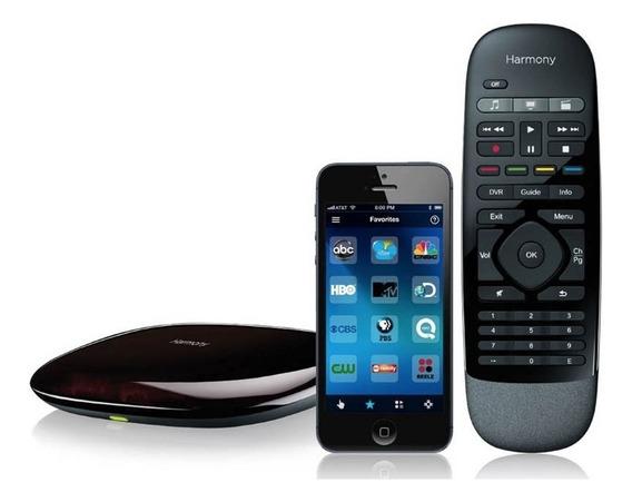 Logitech Harmony Smart Control Controle Universal Cx Aberta