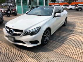 Mercedes-benz Clase E 2.0 250 Cgi Convertible Mt