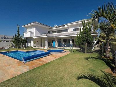 Casa À Venda, 549 M² Por R$ 4.000.000,00 - Condomínio Chácara Serimbura - São José Dos Campos/sp - Ca1207