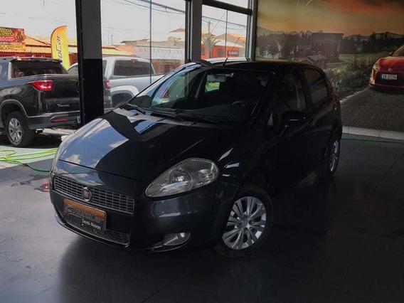 Fiat Punto Elx 1.4 8v(flex) 4p