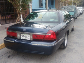 Ford Grand Marquis Ls Digital At 2001