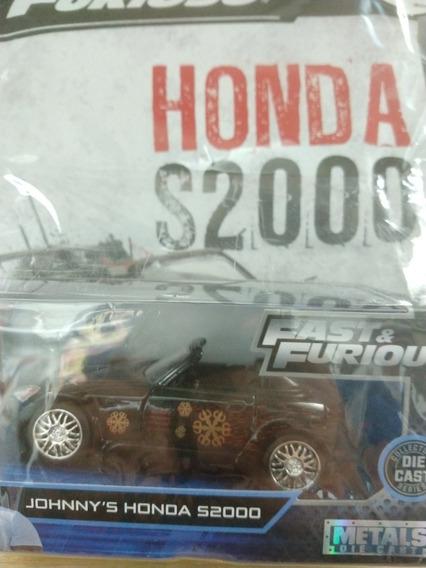 Colección De Rápido Y Furioso N42 Nuevo Honda A 2000