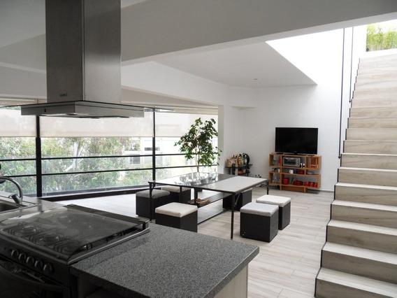 Penthouse Con Roof Garden Privado A Un Inmejorable Precio.