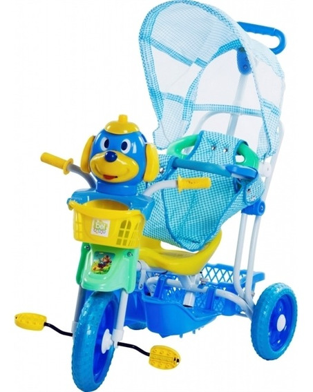 Triciclo Infantil 3x1 Vira Gangorra Belfix