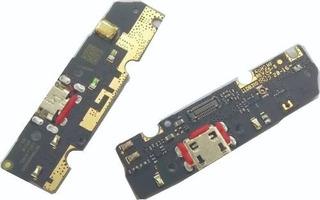 Conector Carga Usb Dock Placa Moto E5 Xt1944 G6 Play Xt1922