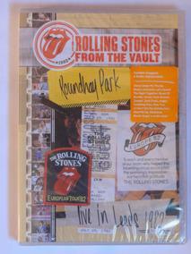 Dvd Rolling Stones From The Vault Live In Leeds 1982 Lacrado
