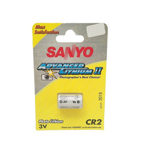 Bateria Cr2-1bp(n2) Photo Lithium 3v - Sanyo