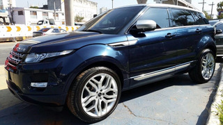 Range Rover Evoque Prestige Blindada
